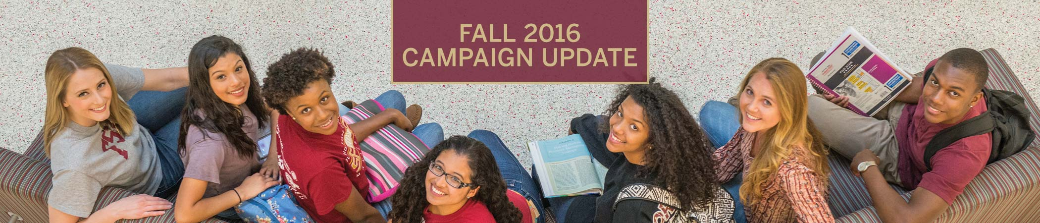 Raise the Torch Fall 2016 Campaign Newsletter