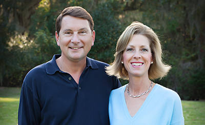Brian and Kathryn Ballard