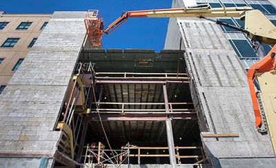 Renovation of the FSU Jim Moran Building
