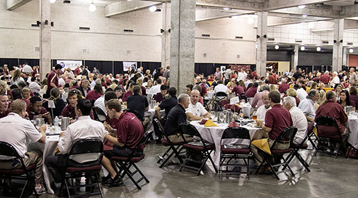 Photo: Alumni Luncheon